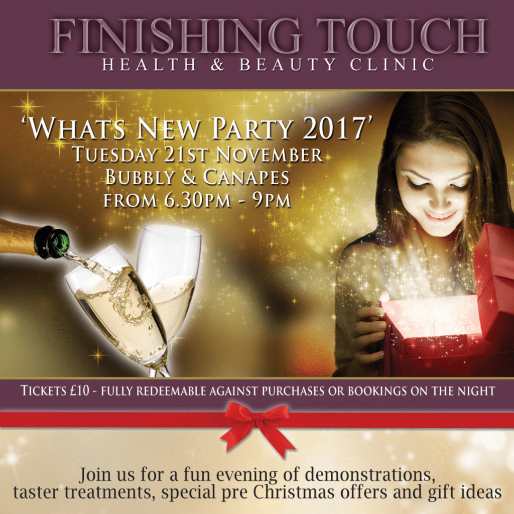 finishing touch party